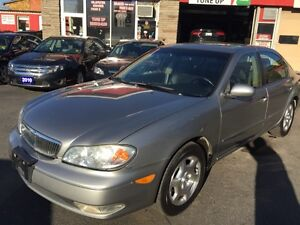 2001 Infiniti I30 Luxury w/Sunroof