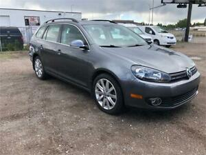2014 Volkswagen Golf Wagon Highline