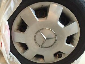 Mercedes Benz winter tires