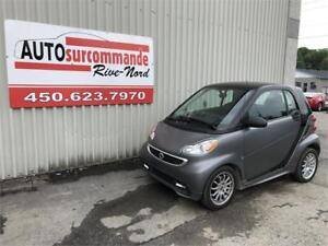 2013 Smart fortwo electric drive 100% ELECTRIQUE