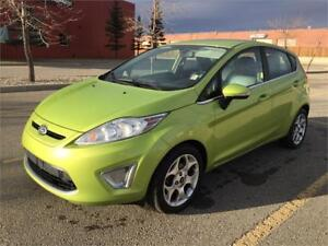 2011 Ford Fiesta SES  BLUETOOTH, HEATED SEATS,Financing Availabe