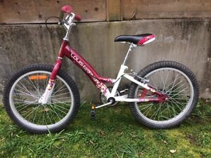 Louis Garneau Girl's bike