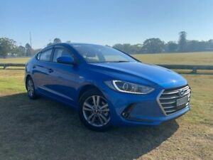 2018 Hyundai Elantra AD.2 MY19 Active Blue 6 Speed Sports Automatic Sedan South Grafton Clarence Valley Preview