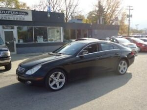 2007 Mercedes-Benz CLS-Class 5.5L,TRUE LUXURY!!