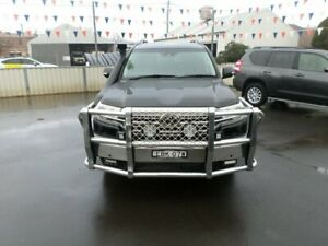2016 Toyota Landcruiser VDJ200R Sahara Black 6 Speed Sports Automatic Wagon Young Young Area Preview