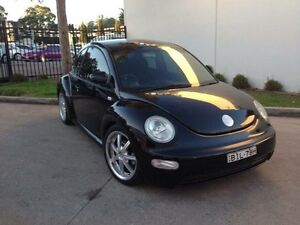 2001 Volkswagen Beetle 9C 2.0 4 Speed Automatic Hatchback St Marys Penrith Area Preview