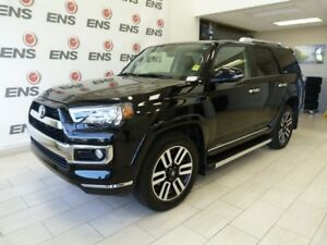 Toyota Certified 2015 4 Runner Limited