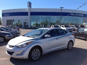 2016 Hyundai Elantra Sport Back up Camera Moon Roof Heated Seats