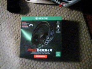 XBOX ONE RIG 500HX Stereo Headset