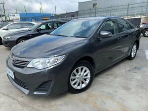 2013 Toyota Camry ASV50R Altise Grey 6 Speed Sports Automatic Sedan Fyshwick South Canberra Preview