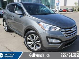 2014 Hyundai Santa Fe Sport SE TURBO/LEATHER/PANOROOF/BACKUPCAM/