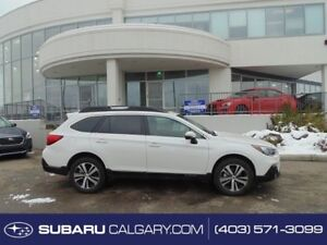 2018 Subaru Outback Limited l EYE SIGHT PACKAGE l ALL WHEEL DRIV