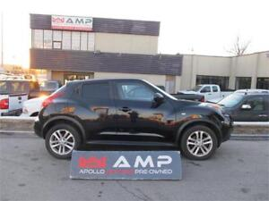 2011Nissan JUKE SV MANUAL! sport red accents We Approve All Cred