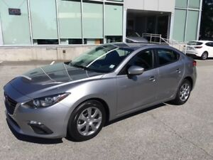The 2014 Mazda 3 stands out from the small-car crowd, with its s