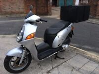 Honda NES 125 2002 Like Dylan PS SH £650 no offers.