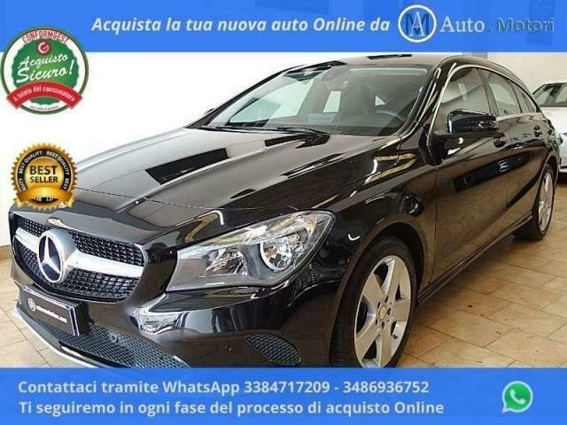 Mercedes-Benz CLA 200 d S.W. Automatic Business Extra solo 33.000KM