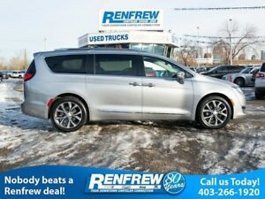 2017 Chrysler Pacifica Limited, Advanced Safety Tec, Theatre Gro