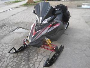 Preowned 2015 Yamaha Apex XTX excellent shape + Lots of extra's