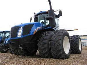 2016 NEW HOLLAND T9.530HD 4WD TRACTOR