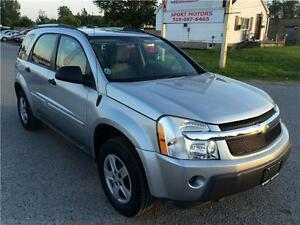 2005 Chevrolet Equinox LS **69 KM** PWR Options! A/C! New Brakes London Ontario image 5