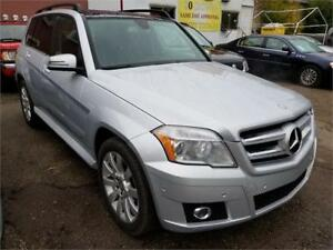 2010 Mercedes-Benz GLK-Class GLK 350 NO ACCIDENTS