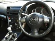 2006 Subaru Liberty B4 MY06 2.0R AWD Silver 5 Speed Manual Sedan Minchinbury Blacktown Area Preview