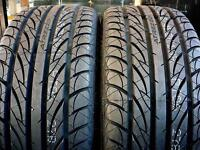 NEW LOW PROFILE PERFORMANCE TIRES. 215/40/18 205/40/17 245/40/18