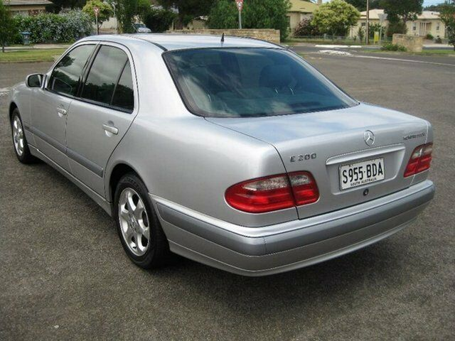 2001 mercedes benz e200 kompressor w210 classic kompressor silver 5 2001 mercedes benz e200 kompressor w210 classic kompressor silver 5 speed sports automatic sedan cars vans utes gumtree australia port adelaide area fandeluxe Images
