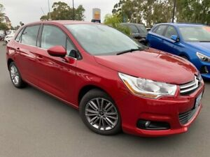 2012 Citroen C4 B7 e-HDi EGS Seduction Red 6 Speed Sports Automatic Single Clutch Hatchback East Bunbury Bunbury Area Preview
