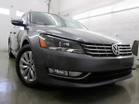 2012 Volkswagen Passat  TDI DIESEL AUTOMATIQUE  BLUETOOTH