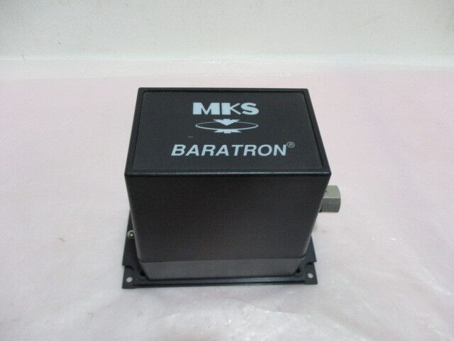 MKS 120A-12562, Manometer Baratron 1.0 Torr 1/2 Inch VCR Connection. 418732