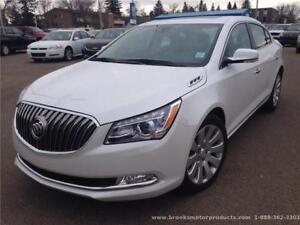 2016 Buick LaCrosse AWD Leather ** INVENTORY BLOWOUT!