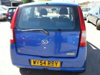 DAIHATSU CHARADE 1.0 54 REG 3DR SERVICE HISTORY 10 STAMPS LOW MILES 60K