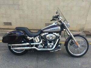 2007 Harley-Davidson SOFTAIL DEUCE 96 (FXSTD) Road Bike 1584cc Adelaide CBD Adelaide City Preview