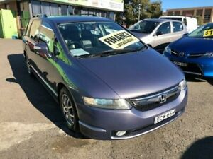 2007 Honda Odyssey 3rd Gen MY07 Luxury Purple Sports Automatic Wagon Lidcombe Auburn Area Preview