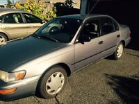 1997 Toyota Corolla DX Other