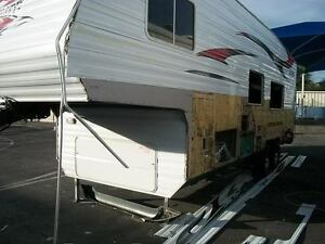 MOBILE RV REPAIR & BODY DAMAGE **RV's* TRAILERS** 5th WHEELS