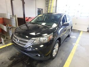 2012 Honda CR-V EX-L Sunroof, Leather, No accidents