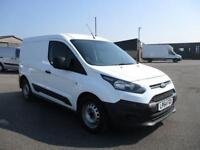 Ford Transit Connect 200 L1 TDCI 75PS VAN EURO 5 DIESEL MANUAL WHITE (2015)