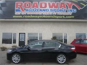 2014 Honda Accord Sedan Touring   V6    Loaded