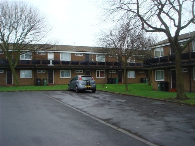 1 bedroom unfurnished flat to let at Fairfield Drive, Ashington. DSS applicants accepted.