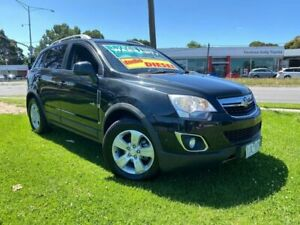 2011 Holden Captiva CG Series II 5 AWD Grey 6 Speed Sports Automatic Wagon Ferntree Gully Knox Area Preview