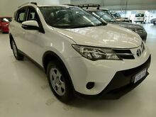 2013 Toyota RAV4 ZSA42R GX (2WD) White 6 Speed Manual Wagon Welshpool Canning Area Preview