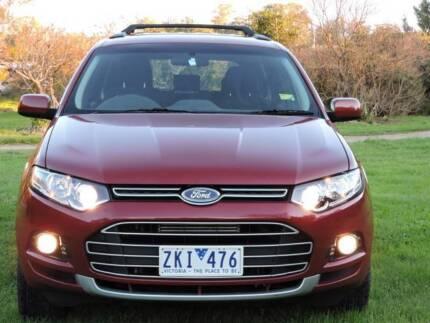 Ford Territory Diesel sz TS 2012 wagon