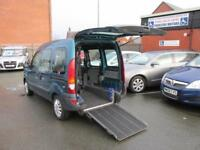 Renault kangoo automatic wheelchair car, disabled access vehicle, mobility