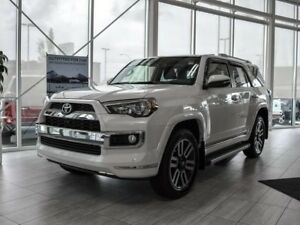 2018 Toyota 4Runner LIMITED 5 PASSENGER ~ SHOWROOM SPECIAL