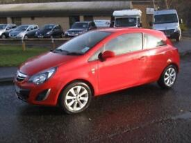 Vauxhall Corsa Excite Ac Hatchback 3dr PETROL MANUAL 2014/14