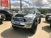 2015 Ford Ranger PX MkII XLT Silver Sports Automatic Utility Granville Parramatta Area Preview