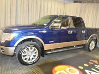 2012 Ford F-150 King Ranch 4x4 SuperCrew Cab 5.5 ft. box 145 in.