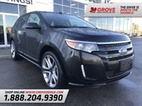 2013 Ford Edge Sport| Sunroof| Leather| AWD| Remote Start